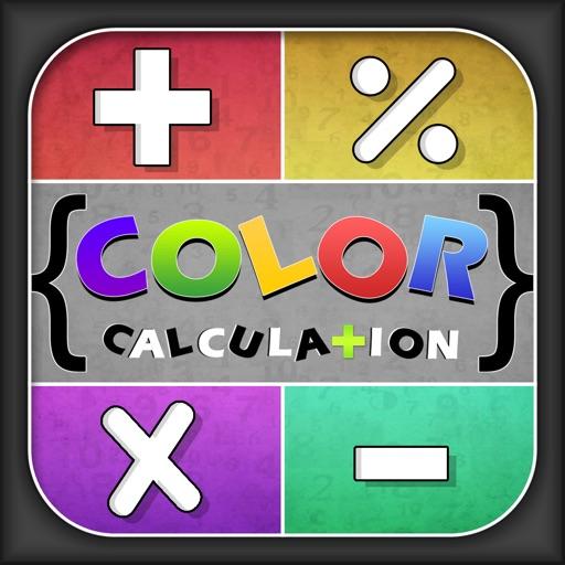 Color Calculation icon