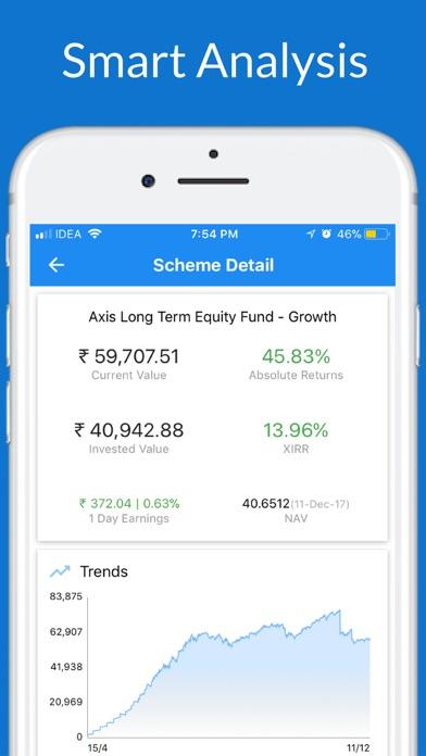 WealthTrust: Mutual Fund App-4