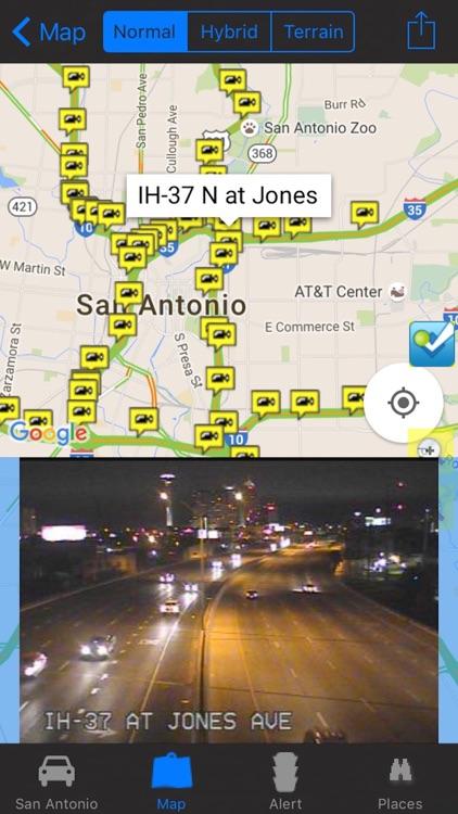 San Antonio Traffic Cameras - Traffic Travel NOAA All-In-1 ...