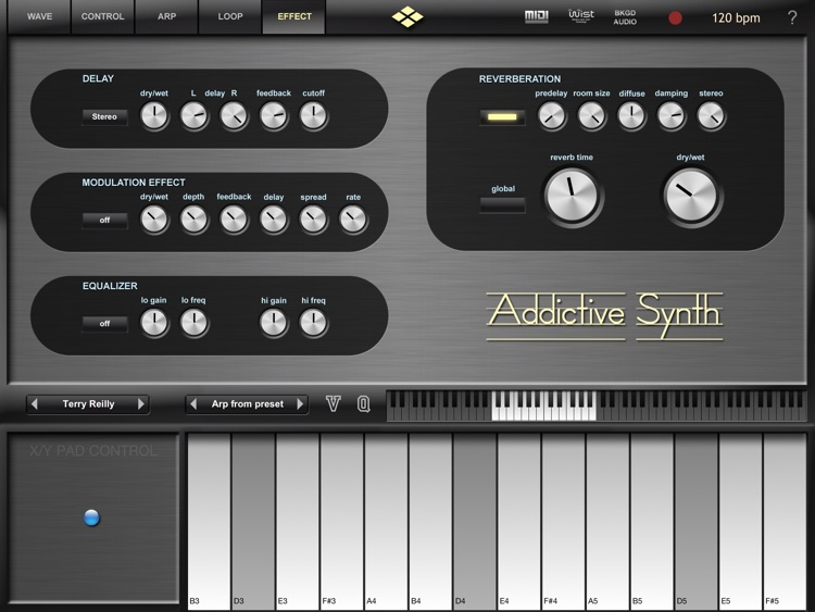 Addictive Synth screenshot-4