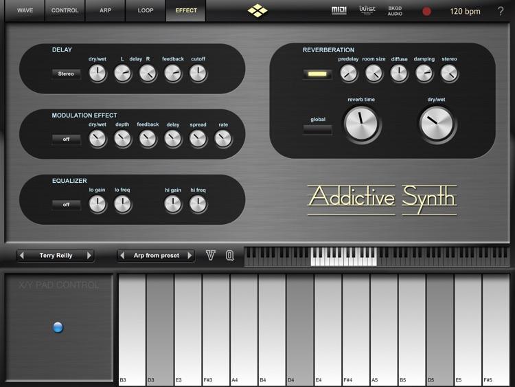 Addictive Synth screenshot-4