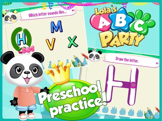 Lola のABC パーティ ー 読むことを学習するのおすすめ画像1