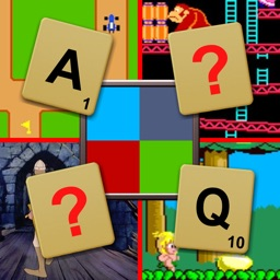 Which Video Arcade Game? Coin-op Trivia Word Quiz