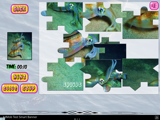Puzzles of Aquatic Animals Free | App Price Drops