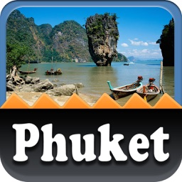 Phuket Island Offline Map Travel Guide