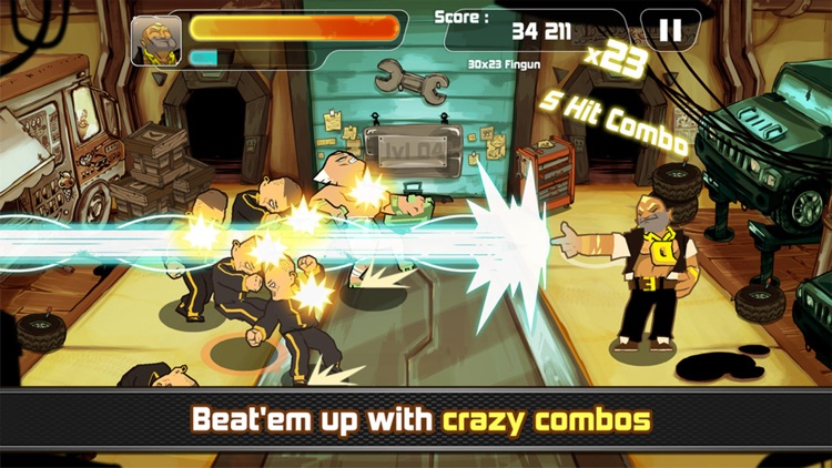 Combo Crew screenshot-2