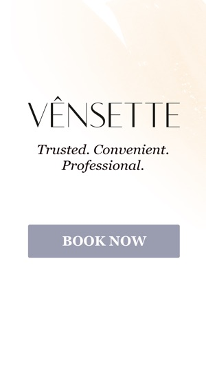 Vensette U2013 The Premier Beauty Service To Your Door On The App Store