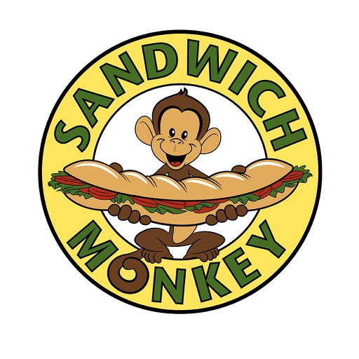 Sandwich Monkey