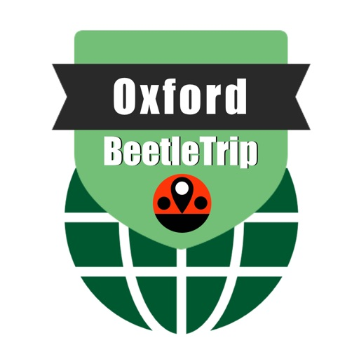 Oxford travel guide and offline city map, Beetletrip Augmented Reality England Metro Train and Walks