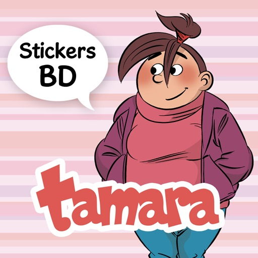 Tamara Stickers BD