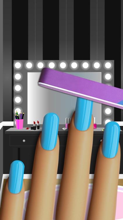 Nail Salon™ Virtual Nail Art Salon Game for Girls screenshot-3