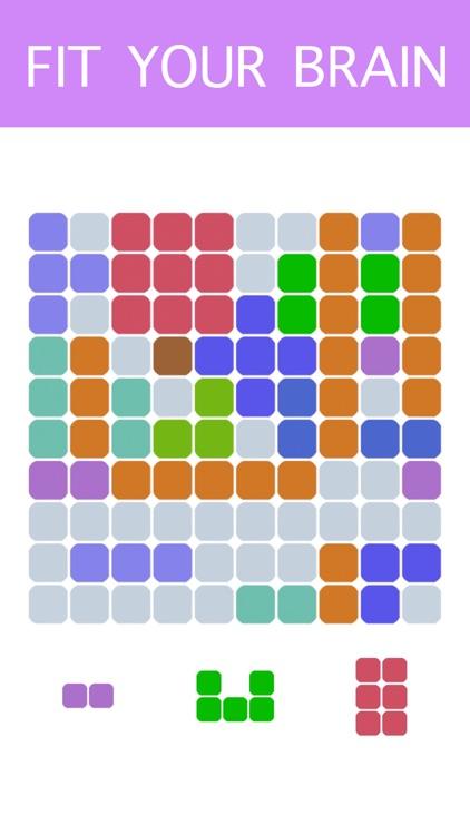 10-10 Block Puzzle Extreme - 10/10 Amazing Grid World Games . screenshot-4