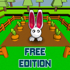 Activities of Rabbit 3D Free Edition