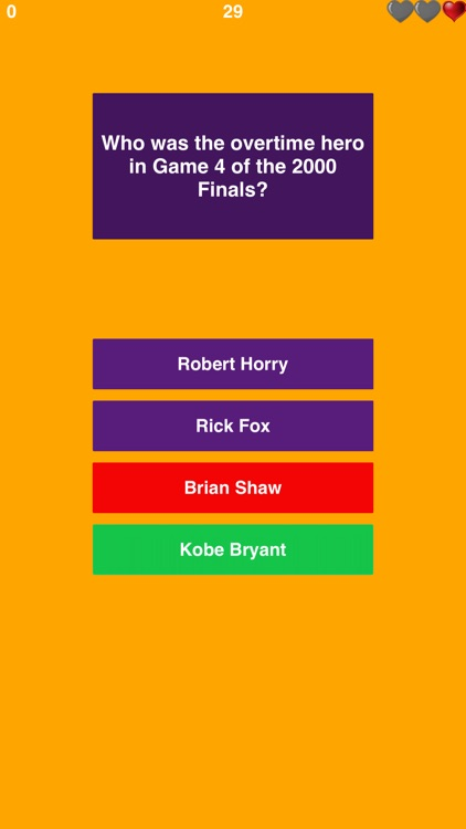 Trivia for Lakers - Professional Basketball Team screenshot-3