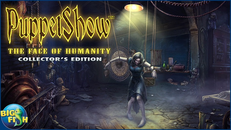 PuppetShow: The Face of Humanity (Full) screenshot-4
