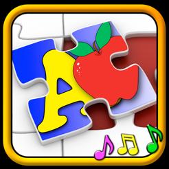 Kinder ABC und zählen Jigsaw Puzzles Pre-school