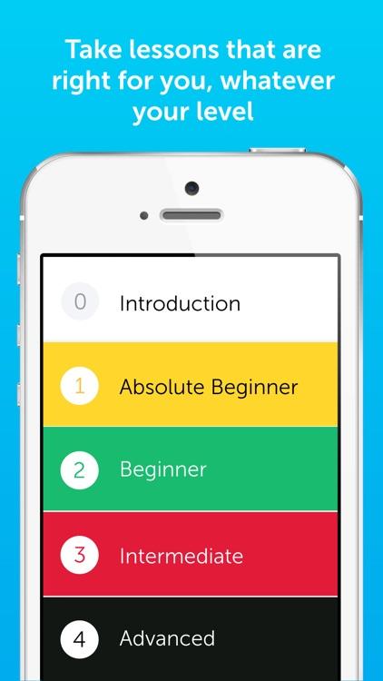 Innovative 101: Learn 34 Languages Spanish English screenshot-3