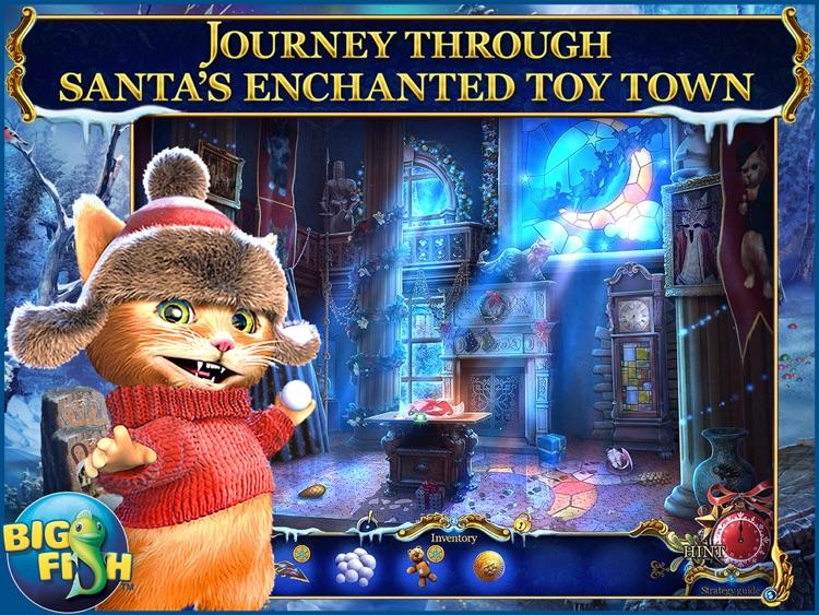 Christmas Stories: Puss in Boots HD - A Magical Hidden Object Game (Full) screenshot-0
