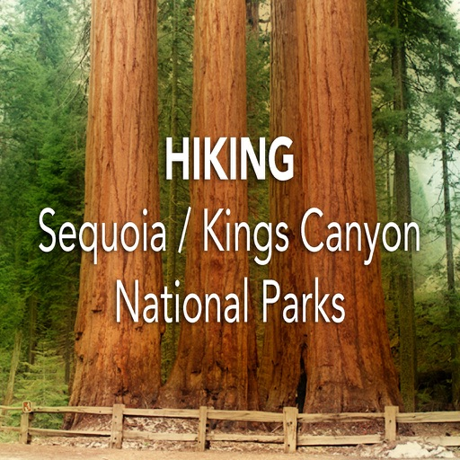 Hiking Sequoia/King Canyon National Parks