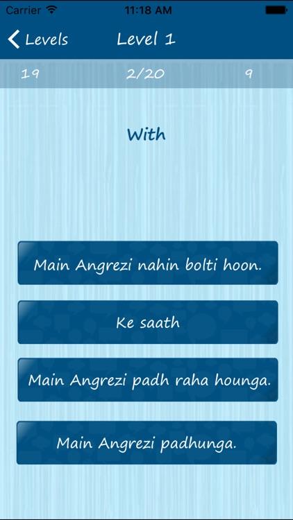 Learn Hindi Quickly Pro screenshot-3