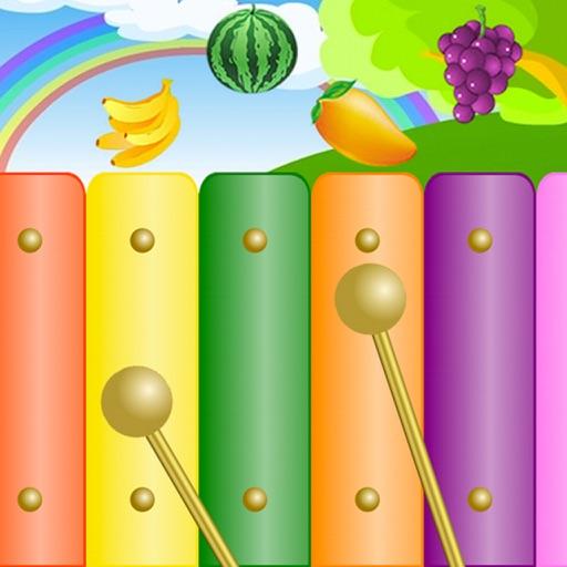 Kids Fruit Xylophone