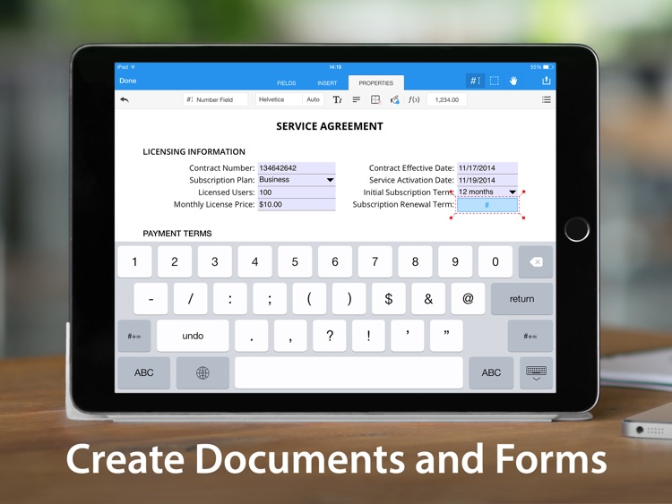 PDF Office - Create, Edit and Annotate PDF screenshot-3