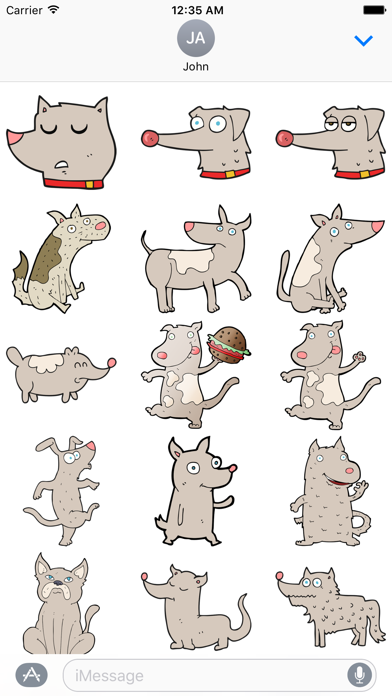 Dogs! The DoodleBomb Collection screenshot two