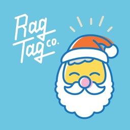 Rag Tag Christmassy Sticker Pack