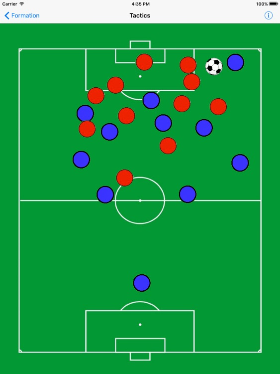 Soccer Formation Light screenshot-4