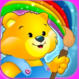 Teddy Bear Colors - Educational Games for Kids