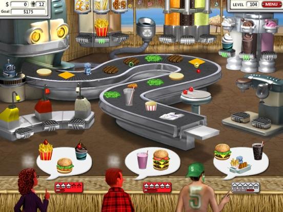 Burger Shop 2 Deluxe Screenshots