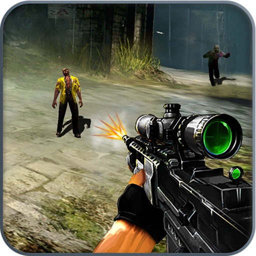 Deadly Zombies Death Shooter