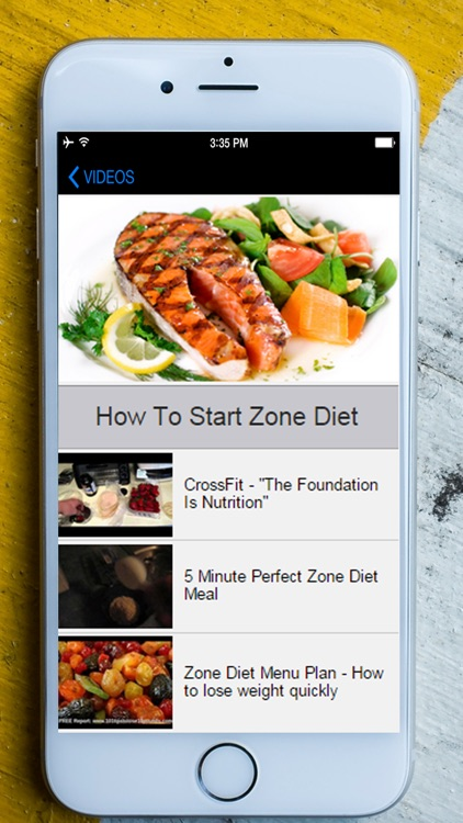 Zone Diet Made Easy - Best Healthy Weight Loss Diet Program Guide & Tips For Beginner's Guide screenshot-3