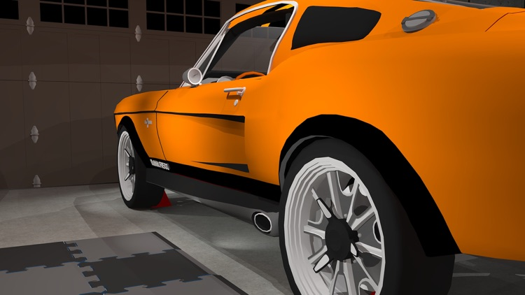 Fix My Car: Classic Muscle LITE screenshot-4