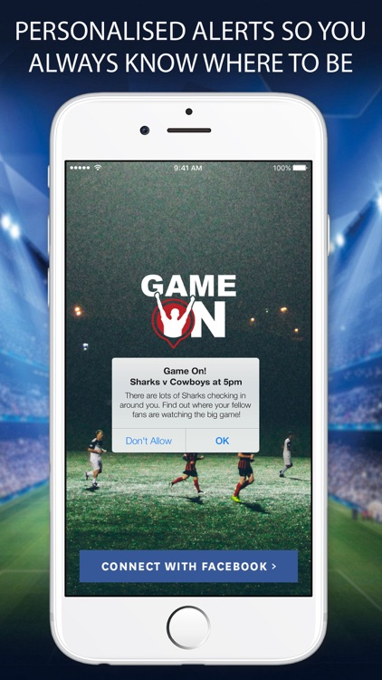 Game On: The Ultimate App for Sports Fans screenshot-4