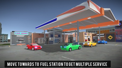 Car Service Station Parking screenshot four