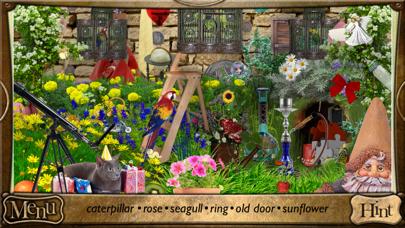 Alice in Wonderland:  Hidden objects screenshot one