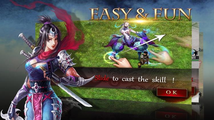 Conquer Online Ⅱ: Infinite Battle screenshot-4