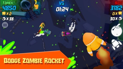 Image of Undead Carnage League for iPhone