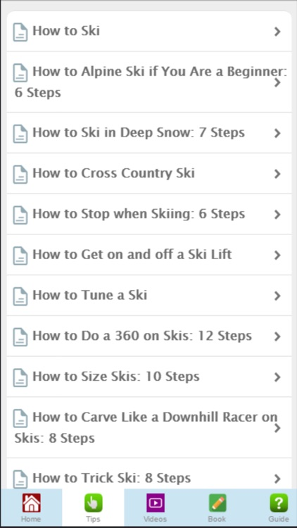 How To Ski - Beginner Basics for Your First Time on The Snow