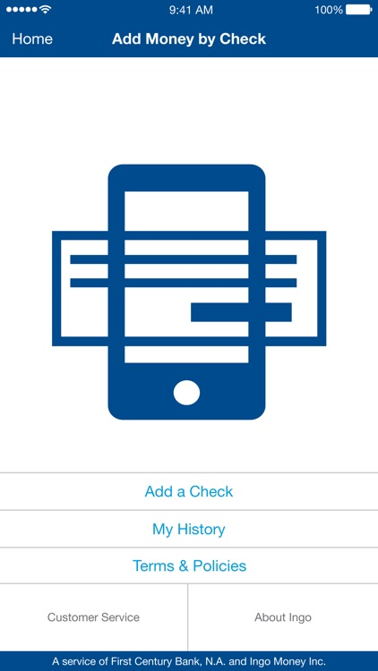 Bluebird by American Express screenshot-3