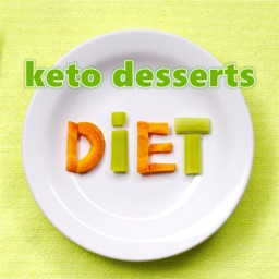Keto Desserts Guide:Keto Diet,Recipe and Eating Health Tips