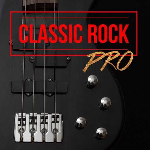 Classic Rock Pro - Songs, Radio & News