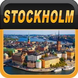 Stockholm Offline Map Travel Guide