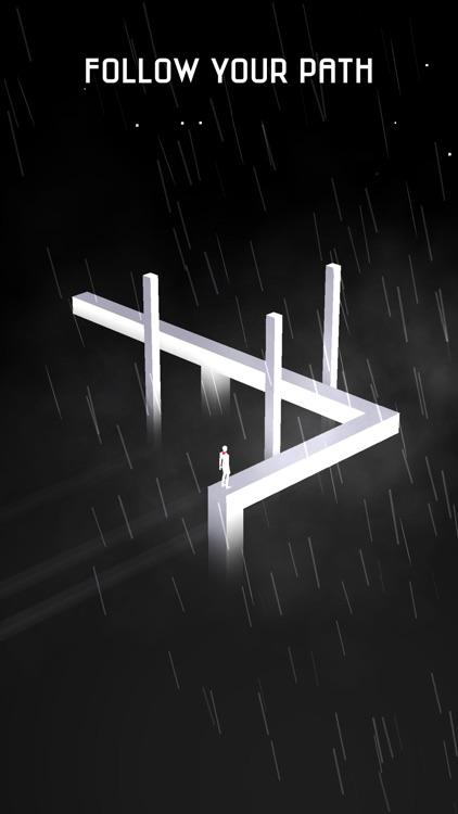 Crooked Path: Infinity Run screenshot-0
