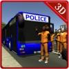 Police Bus Prisoner Transport – City vehicle driving & parking simulator game