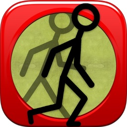 Stick Man - Jump Before Diving Off The Cliff