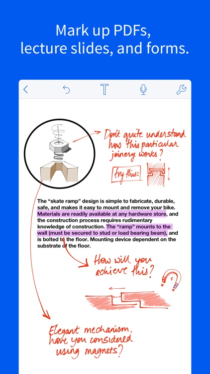 Notability screenshot-1