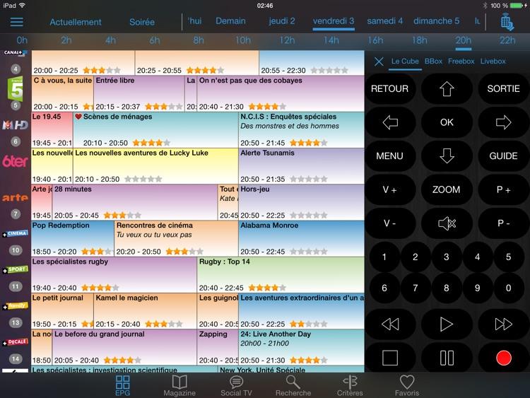 soTV HD, programme TV screenshot-0