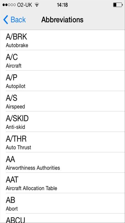 Airbus ECAM Resets+ screenshot-4